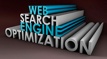 Web search engine optimization